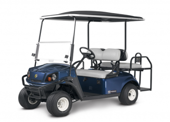 Cushman Shuttle 2+2 72V AC Electric Buggy