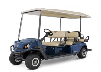 Cushman Shuttle 6 Electric Buggy