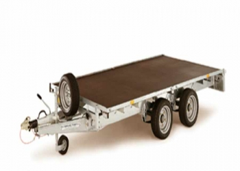 Ifor Williams LM105 Flatbed Trailer