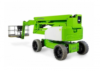 NiftyLift Hr28 4x4 Cherry Picker