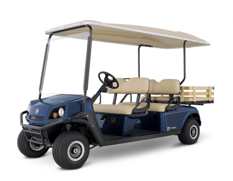 Cushman Shuttle 4 Electric Buggy
