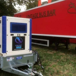 Powering Astonbury Festival 2015