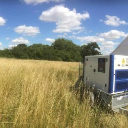 Generator Hire for Marquee Wedding - Haddenham, Bucks