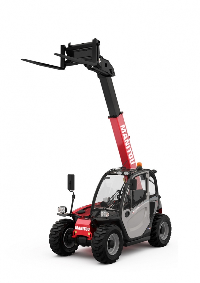 Manitou MT-420 H Compact Telehandler